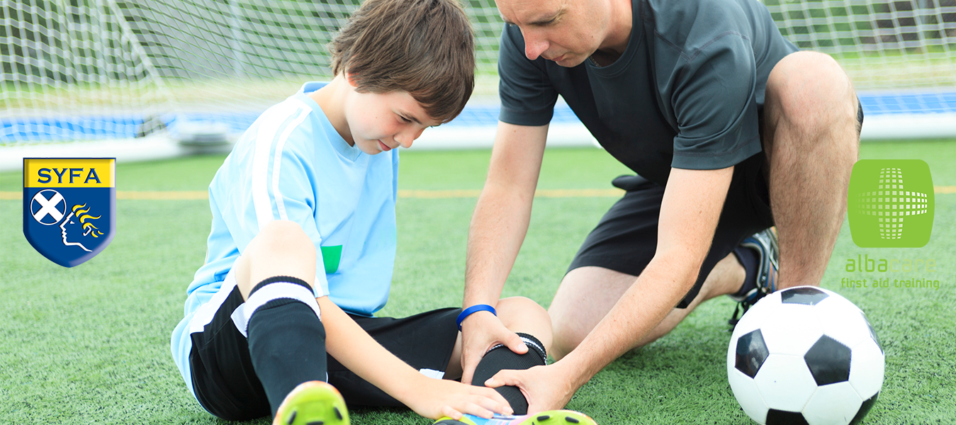 Scottish Youth Football Association - Sports First Aid Training Courses